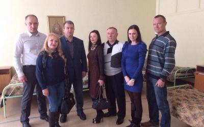 Мы посетили  детский дом №2, г. Владивостока.