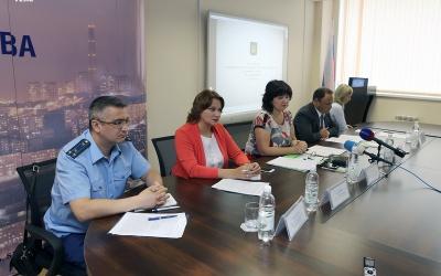 Во Владивостоке состоялась рабочая встреча инициируемая бизнес-омбудсменом Мариной Шемилиной