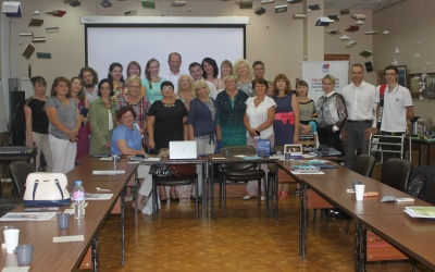 2 сентября состоялась встреча руководителей приморских благотворительных фондов, социально-ориентированных некоммерческих организаций с профессионалами из Москвы и Тюмени.