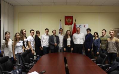 20 сентября 2016 года состоялась встреча руководства Фонда «Культурное и физическое развитие человека» и Ассоциации «Бизнес клуб «Авангард» с Молодежным правительством Приморского края.