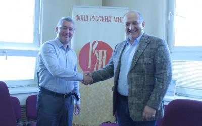Рабочая неделя во Владивостоке: Встреча с Александром Зубрицким